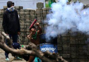 朝野和谈中止 尼加拉瓜街头流血冲突升级