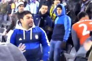 阿根廷0比3惨败 球迷看台斗殴面临驱逐
