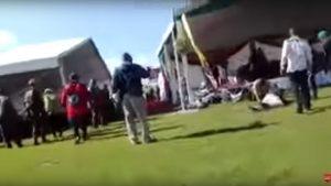 津巴布韦总统集会场惊传爆炸 死伤不明