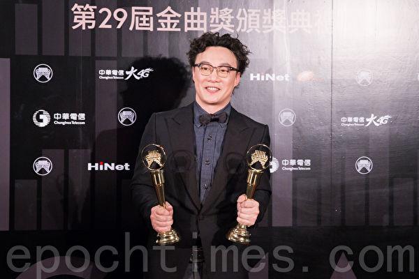 陳奕迅唱功強 歌曲詮釋細膩 大受評審青睞