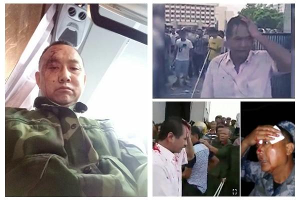 網傳維權老兵遭鎮壓3死15傷 場面血腥(視頻)