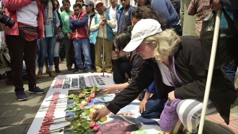厄国3记者惨遭撕票 陈尸哥伦比亚边境丛林