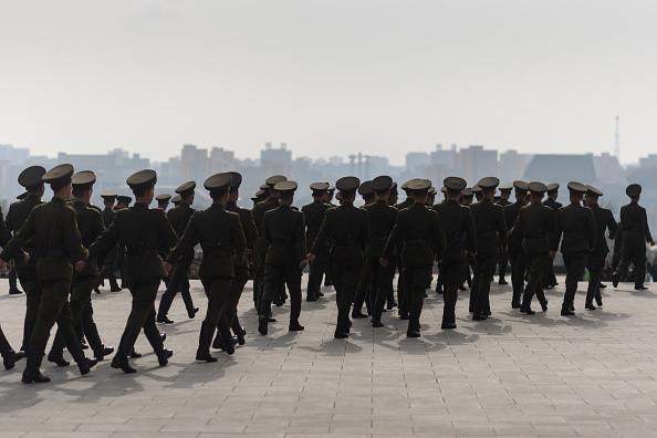 朝軍中將說不再造核武 金正恩暴怒90彈槍決