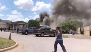 德州医院爆炸酿1死12伤 部分区域跳电