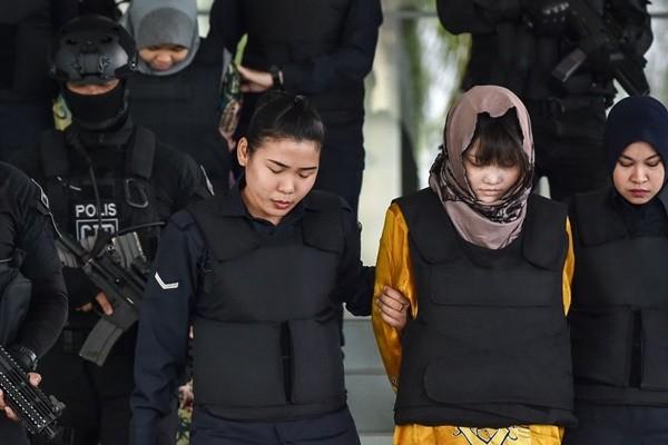 金正男案今结案陈词 2女被告或面临绞刑