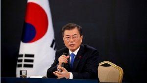 韓國總統突發意外 取消所有工作議程