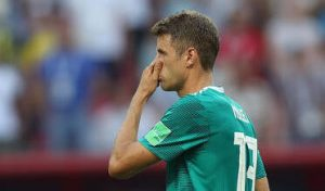驗證世界盃「魔咒」?德國衞冕隊遭韓國淘汰出局