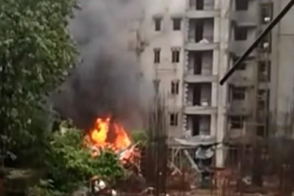 印度北方邦政府包機墜毀 至少5人死亡(視頻)