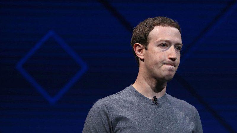美媒:脸书CEO扎克伯格被股东要求主动辞职