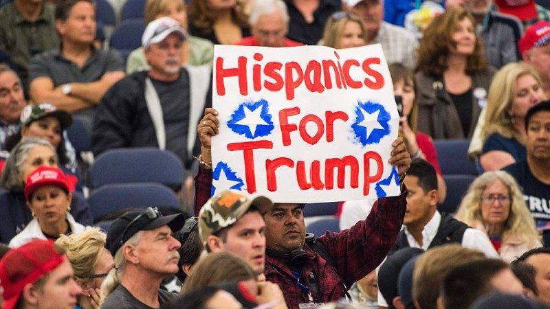 不恨反愛:拉美裔理智看待移民問題 川普支持率飆升10%