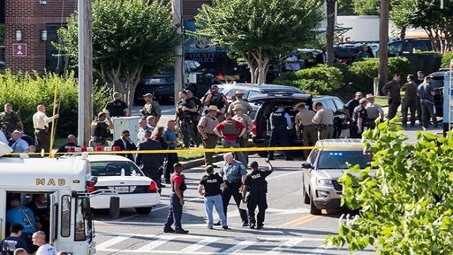 美馬州報社爆槍擊案5死 嫌犯自毀指紋