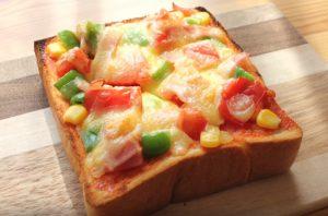 披萨吐司 快速早餐做法(视频)