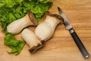 杏鲍菇促减肥改善脂肪肝 但2种人少吃