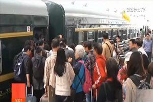 北京解除對朝制裁?中國旅遊團大量湧入朝鮮