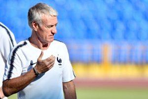 法国对战阿根廷 法媒:盼2队拿出世界杯水准