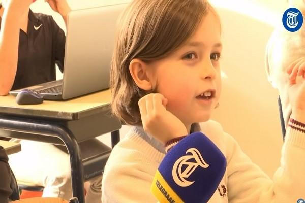 智商高达145 比利时8岁童将进大学就读