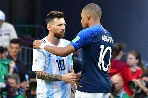 梅西跌落世界盃舞台 姆巴佩接棒呼聲起