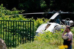 武裝槍手接應 法國重犯乘直升機越獄逃脫