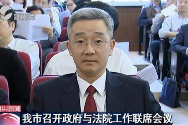 传胡锦涛之子胡海峰升任丽水市委书记