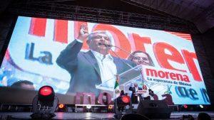 墨西哥變天 左派候選人羅培茲贏得壓倒性勝利
