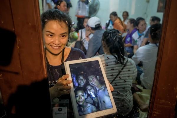 泰国受困13人被寻获 当地人揭生还关键