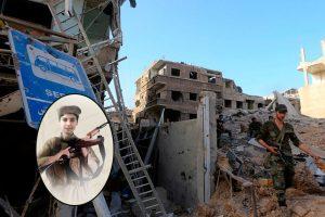 IS首腦巴格達迪兒子 與俄敍部隊交火期間被殺