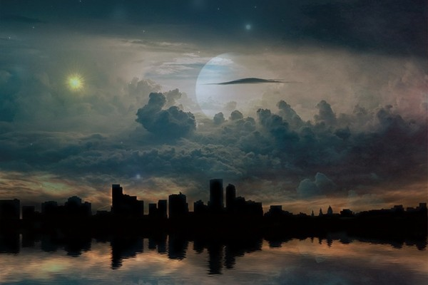 外星人曾统治地球 爬虫人讲述人类神秘来历