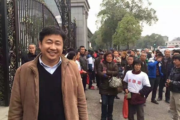 """谢阳:""""709""""案是中国司法史的屈辱标志"""