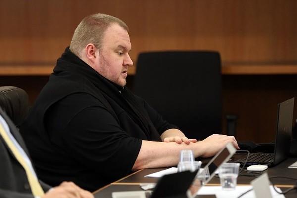 網路大亨達康被控盜版 新西蘭法院:可引渡至美受審