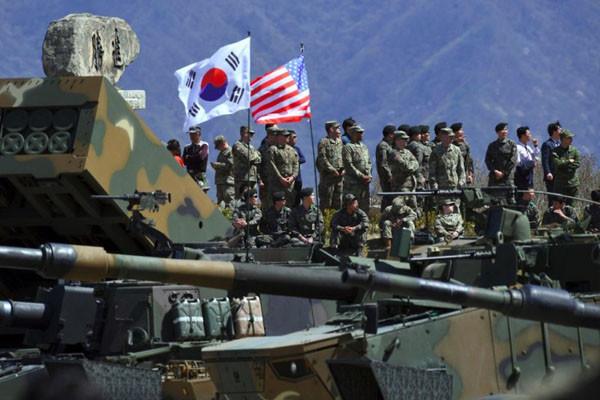 日媒曝中朝秘密協定 計劃趕走駐韓美軍
