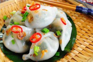 韭菜饺子 晶莹美味 家庭简单做法(视频)