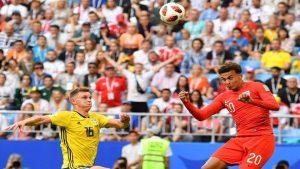 4強爭奪戰 英格蘭、克羅地亞進半決賽(精彩片斷)