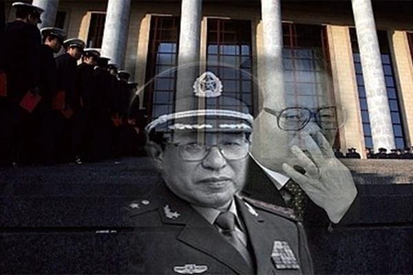 「你查谷、我查上」 胡習聯手讓江澤民中計