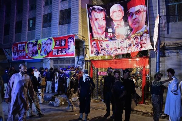 鎖定候選人 巴基斯坦造勢活動遇襲13死54人傷
