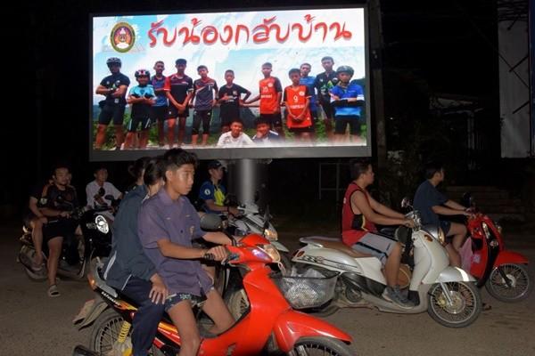 营救泰足球队过程艰险  睡美人洞将成博物馆