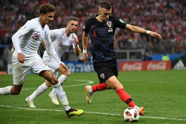 克羅地亞2:1勝英格蘭 15日與法國爭冠