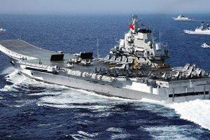 遼寧號船身生銹 入船塢「深層保養」