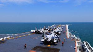 俄媒:殲-15艦載機存重大缺陷 中共難找替代機