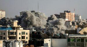加萨走廊交火猛烈 哈玛斯称停火 以色列未置评