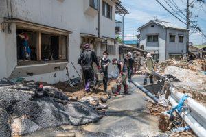 日本豪雨过后遇致命高温 至少5死1500人就医