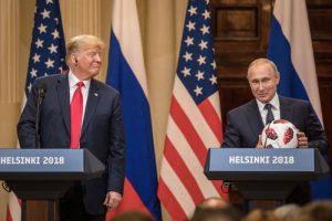 川普重置美俄关系:宁愿为和平冒政治风险