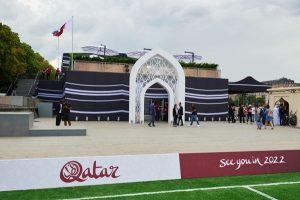 卡塔尔2022举办世界杯 首次冬季开踢