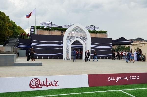 卡塔爾2022舉辦世界盃 首次冬季開踢