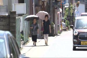 太平洋高壓壟罩日本 酷熱中暑近萬人12人身亡