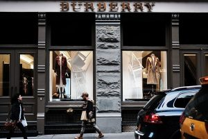 销毁近4千万美元库存 Burberry在英掀轩然大波