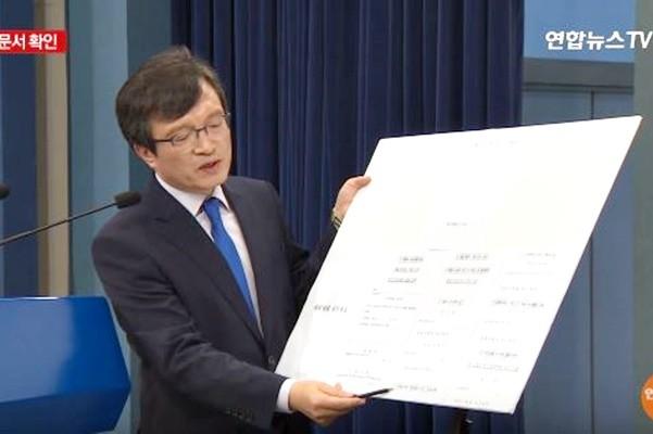 朴槿惠被弹劾前 曾计划戒严派坦克清场