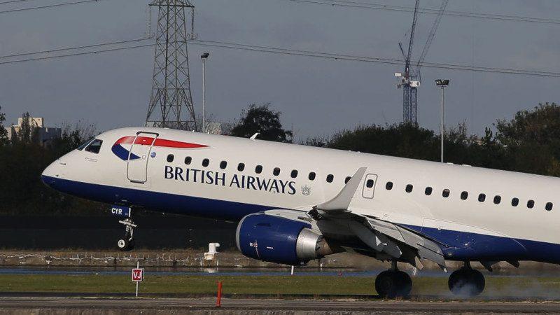 英航空中巴士高空漏油 緊急迫降嚇壞乘客
