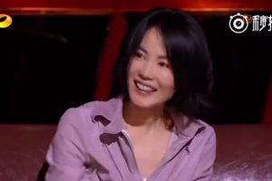 王菲綜藝首秀遇粉絲逗趣表白 當場笑彎腰
