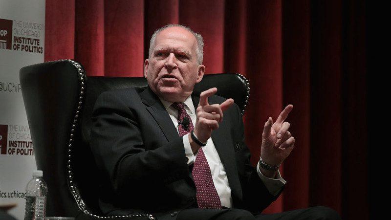 偏見嚴重攻擊川普「叛國」 前CIA局長面臨美眾院傳訊