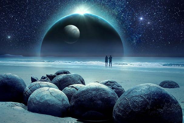 宇宙到底有多大 人類永遠無法想像(視頻)